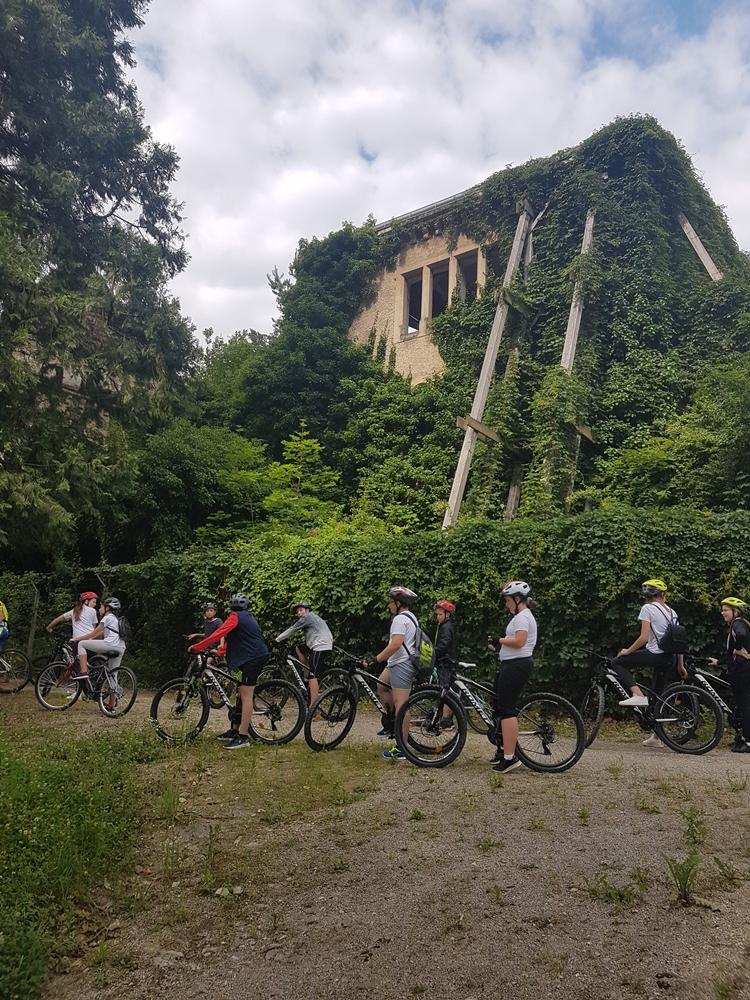 želim voziti bicikl arboretum opeka 2